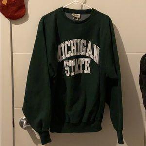 MSU Steve and Barry's Sweatshirt